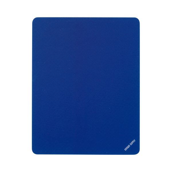(まとめ) マウスパッド Sサイズブルー MPD-EC25S-BL 1枚 【×30セット】 青