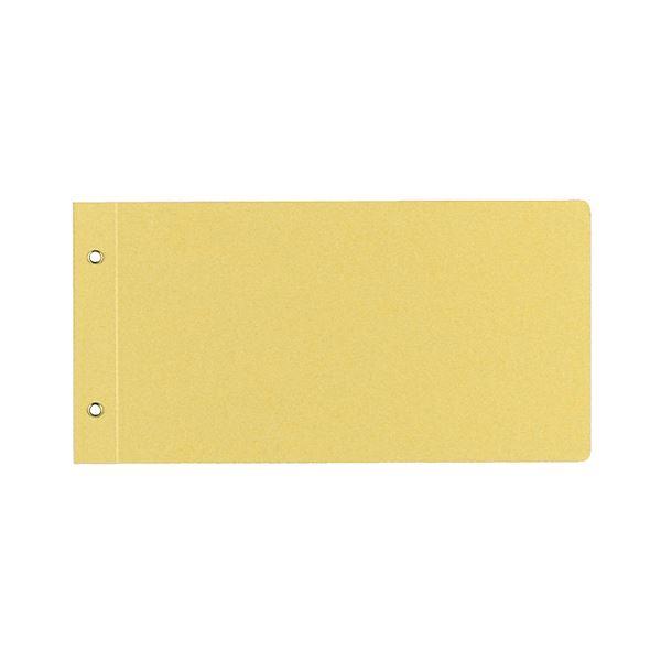 (まとめ) コクヨ 綴込表紙C クラフトタイプ 統一伝票用 2穴 業務用パック ツ-79 1パック(20組40枚) 【×10セット】