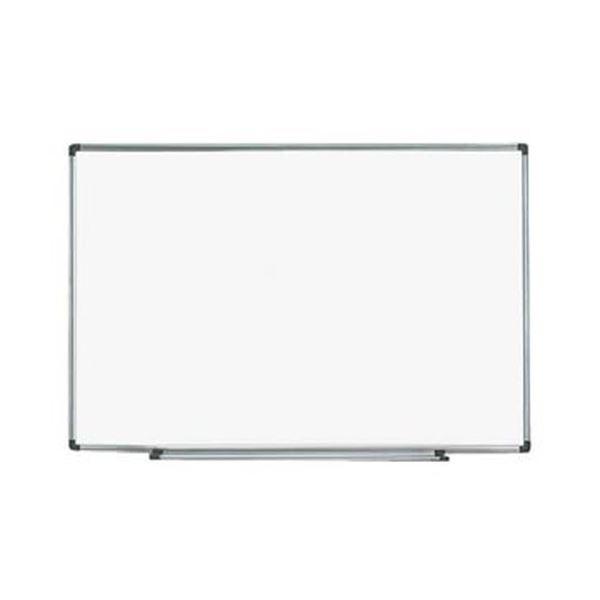 (まとめ)コクヨ ホワイトボード(軽量タイプ)無地 W606×H460mm FB-SL152W 1枚【×3セット】 白