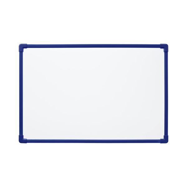 (まとめ) ホワイトボード450×300mm NWP-34 1セット(10枚)【×3セット】 白