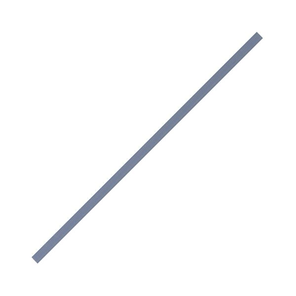 (まとめ) コクヨ ペーパーカッター用 刃受け DN63用 DN-600E 1パック(5枚) 【×10セット】