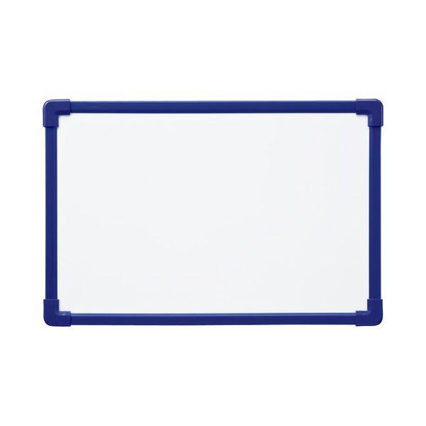 (まとめ) ホワイトボード300×200mm NWP-23 1セット(10枚)【×3セット】 白