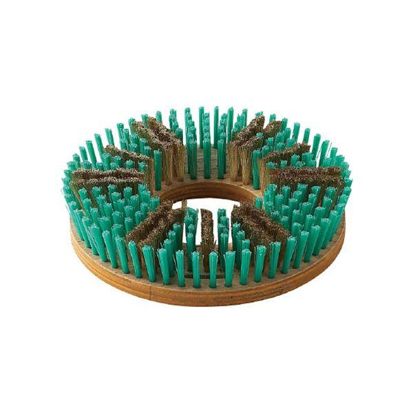 山崎産業 コンドル真鍮トーロンブラシ♯12 E-150 1個