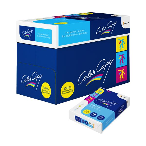 (まとめ)モンディ Color Copy A490g 0000-302-A401 1セット(2500枚:500枚×5冊)【×3セット】