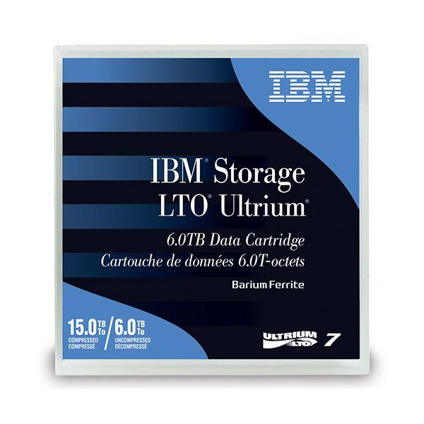 IBM純正LTO IBM LTO Ultrium7データカートリッジ 6.0TB ※ラッピング ※ 1セット 5巻 15.0TB 38L7302 お洒落