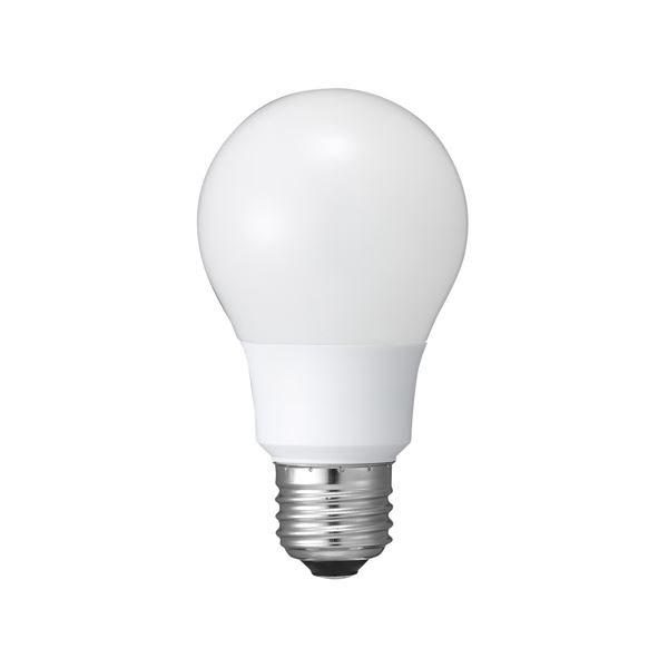 5個セット YAZAWA 一般電球形LED40W相当昼白色調光対応 LDA5NGDX5