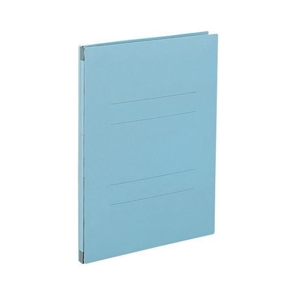 (まとめ) セキセイ のびーるファイル(エスヤード)B5タテ 800枚収容 背幅17~97mm ブルー AE-40F 1冊 【×30セット】 青