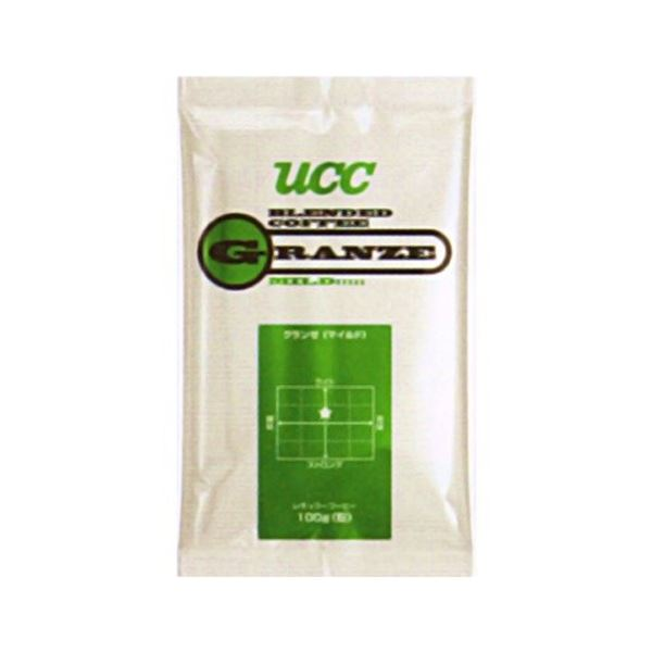 UCC上島珈琲 UCCグランゼマイルド(粉)AP100g 50袋入り UCC301194000