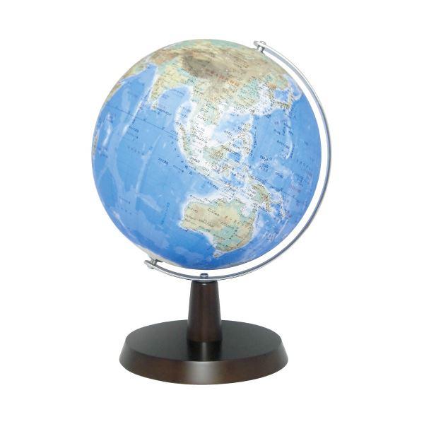 (まとめ)昭和カートン 地球儀 26cm 26-TAM(×3セット)