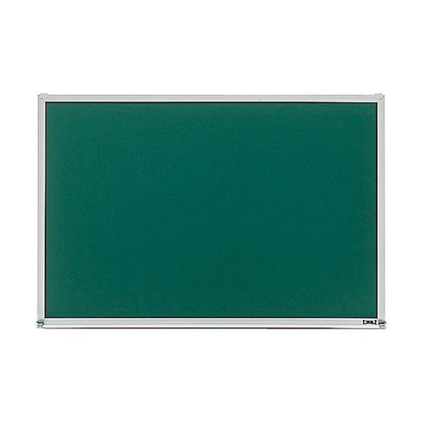 (まとめ)TRUSCO 金属 スチール 製ボード 無地チョーク書き用 粉受付 450×600mm GH-131 1枚【×3セット】