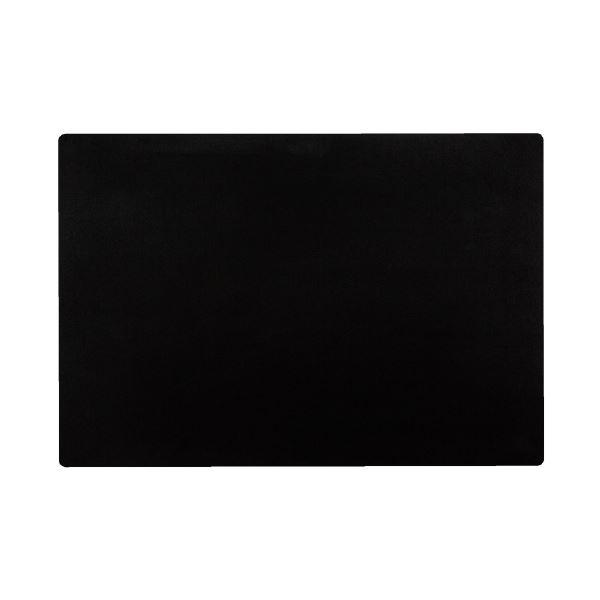 (まとめ)光 枠なし両面ブラックボード MBDN85 550×800mm (×20セット) 黒