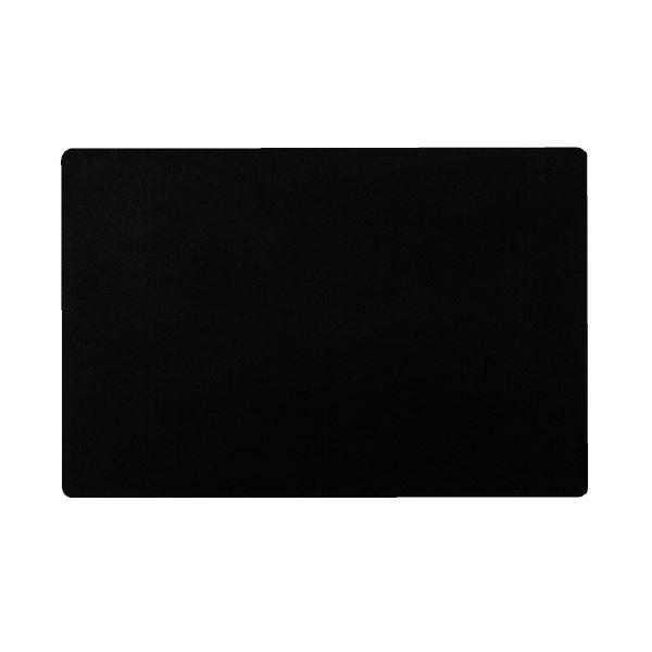 (まとめ)光 枠なし両面ブラックボード MBDN64 400×600mm (×20セット) 黒