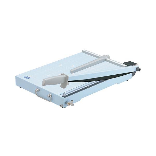 (まとめ)オープン工業 裁断器 B4サイズSA-203 1台【×3セット】