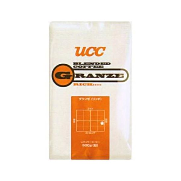 UCC上島珈琲 UCCグランゼリッチ(豆)AP500g 12袋入り UCC301204000