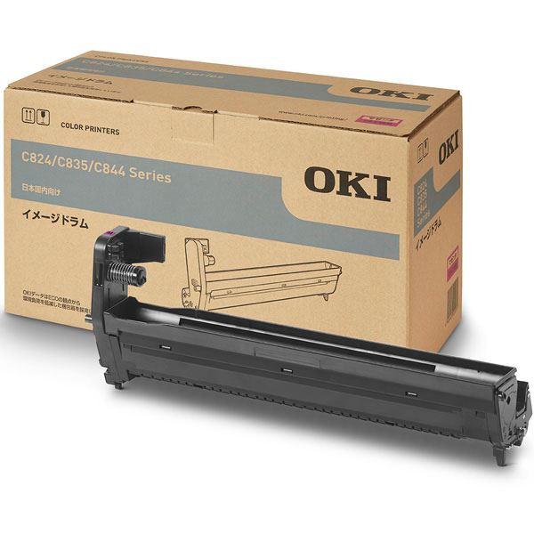 AV デジモノ パソコン 周辺機器 インク インクカートリッジ トナー トナー カートリッジ 沖データ(OKI)用 (業務用5セット)【純正品】OKI DR-C3BM イメージドラム マゼンタ