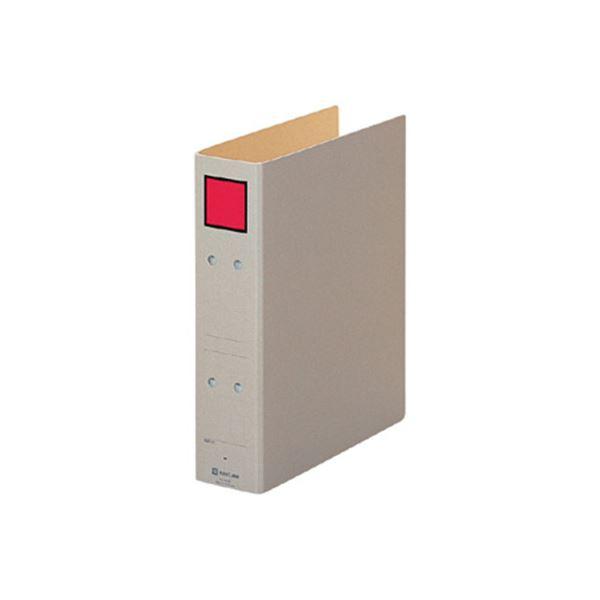 (まとめ)キングジム 保存ファイル B5タテ500枚収容 50mmとじ 背幅65mm ピクト赤 4355 1冊 【×20セット】