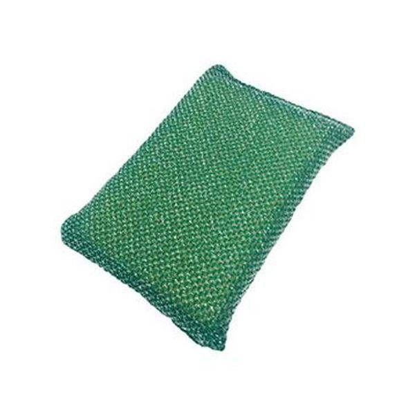 (まとめ)キクロン キクロンプロ タフネット 薄型緑 N-301 1個【×20セット】