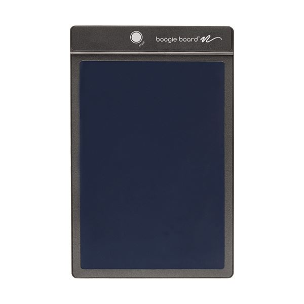 (まとめ)キングジム 電子メモパッド ブギーボード黒 BB-1GX 1台【×2セット】