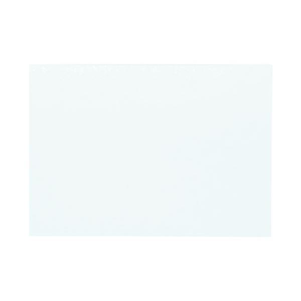 (まとめ)リンテック 色画用紙R4ツ切100枚 Mグリーン NC137-4【×5セット】 緑