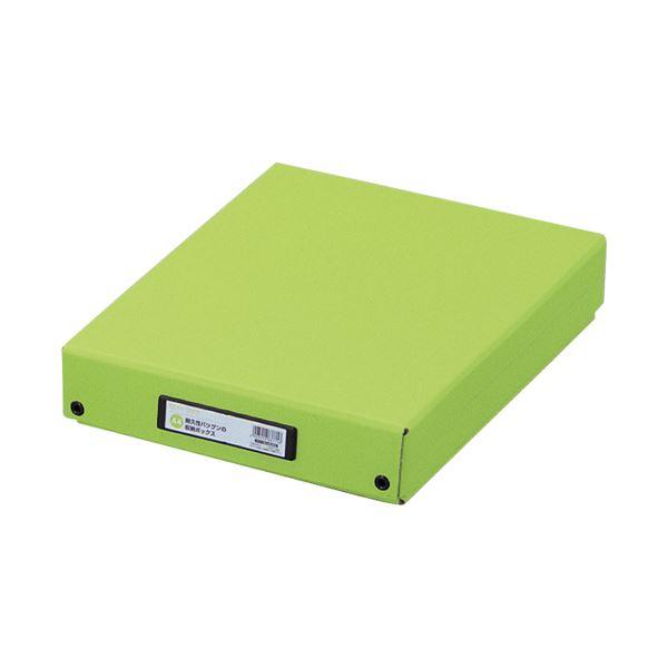 (まとめ) LIHITLAB デスク (テーブル 机) トレー G8300-6 黄緑【×10セット】