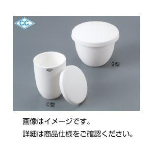 (まとめ)SSA-Hるつぼ C型C3 50ml 本体のみ 入数:5【×10セット】