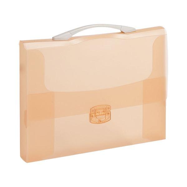 (まとめ) ビュートン スマートキャリア Gボックス A4 背幅40mm オレンジ SGX-A4-COR 1個 【×30セット】