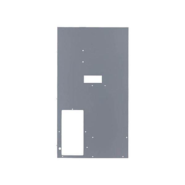 TRUSCO 側板L TSグレーTS-25DP・EP 5772006000 1個