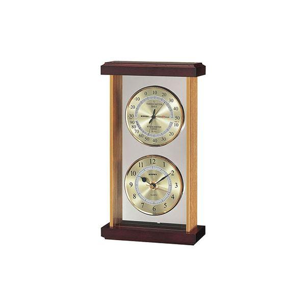 スーパーEX温・湿度・時計 EX-742【代引不可】