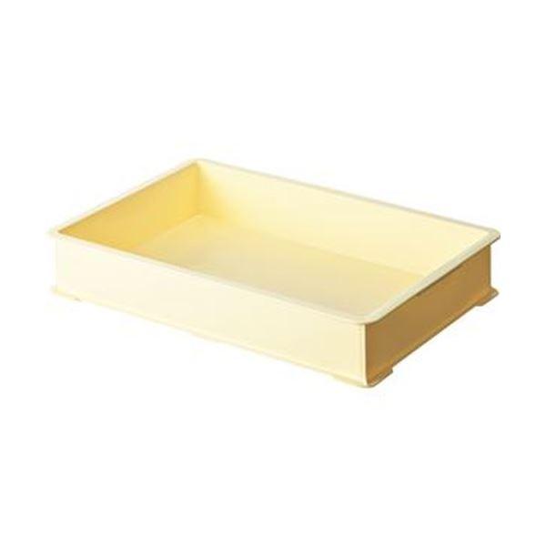 (まとめ)サンコープラスチック フードテナーNo.20 本体 アイボリー 1個【×10セット】 乳白色