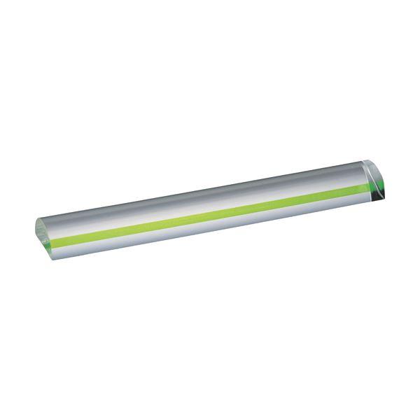 (まとめ) 共栄プラスチック カラーバールーペ15cm グリーン CBL-700-G 1個 【×30セット】 緑