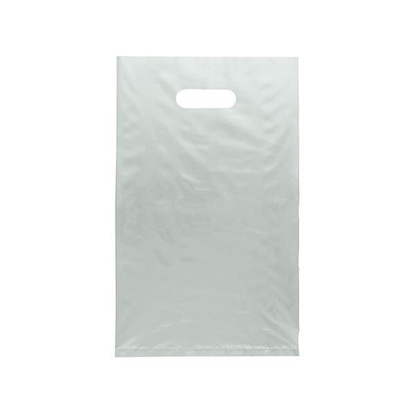 (まとめ) ハピラ ポリエチレン 透明手提げ袋LTBA4CL 1パック(50枚) 【×30セット】
