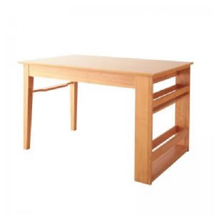 機能系テーブルダイニング用ダイニングテーブル ダイニング用テーブル 食卓テーブル 机 単品 天然木 木製 オーク材エクステンション 伸長式 伸びる 可変式 延長 ダイニング( 机幅 :W120-180)( 机幅 : W120-180 )