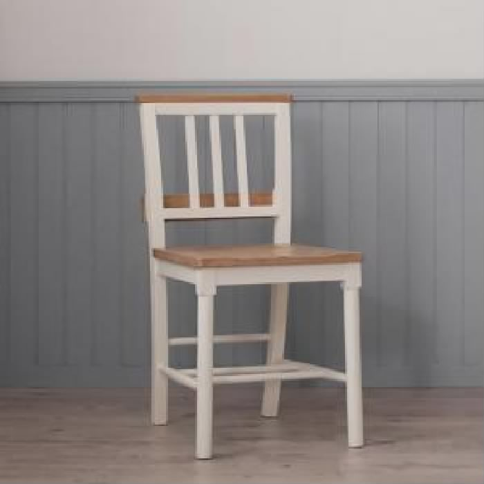 テイストファニチャー用ダイニングチェア ダイニング用チェア 食卓 椅子 1脚単品 フレンチシャビーテイスト家具シリーズ(ドレッサー&デスク (テーブル 机) )( セット名 : ダイニングイス1脚 )