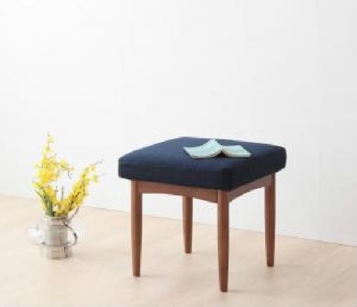 ダイニング用スツール イス バーチェア 椅子 カウンターチェア 単品 ミックスカラーソファベンチ リビングダイニング( イス座面幅 :1P)( 色 : ブラウン 茶 )