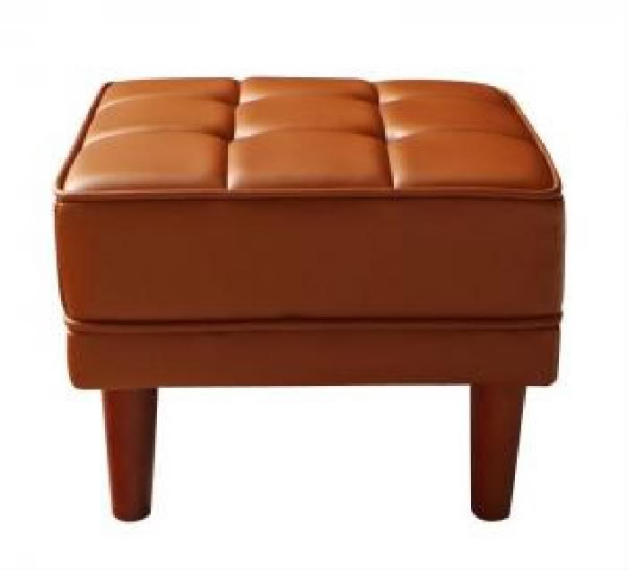 ダイニング用スツール イス バーチェア 椅子 カウンターチェア 単品 アメリカンヴィンテージ レトロ アンティーク リビングダイニング( イス座面幅 :1P)( 座面色 : キャメルブラウン 茶 )