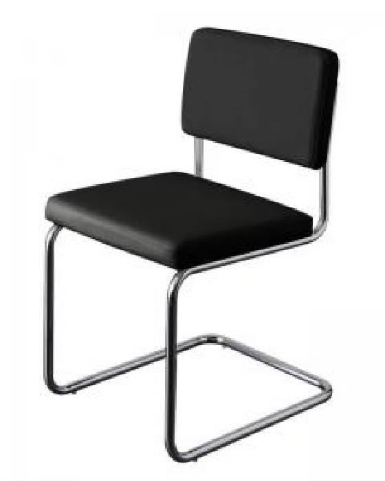 機能系テーブルダイニング用ダイニングチェア ダイニング用チェア イス 食卓 椅子 2脚組単品 スライド伸縮テーブルダイニング( セット名 : ダイニングイス2脚組 )( 【イス色】 : ホワイト 白 )