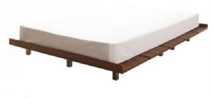 セミダブルベッド 白 茶 デザインベッド スタンダードボンネルコイルマットレス付き セット デザインボードベッド 幅 :セミダブル フレーム幅140 奥行 :レギュラー フレーム色 : ウォルナットブラウン 茶 マットレス色 : ホワイト 白 スチール脚タ