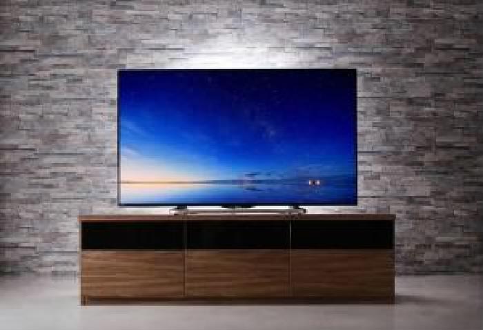 単品 リビングボードが選べるテレビ台シリーズ 用 テレビボード (収納幅 140cm)(収納高さ 40cm)(収納奥行 45cm)(メインカラー ウォルナットブラウン) ブラウン 茶