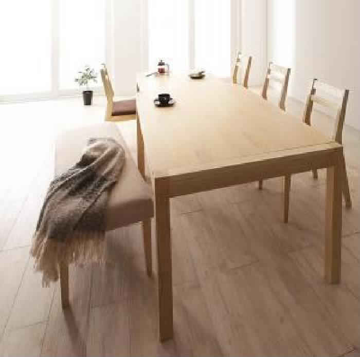 見事な 機能系テーブルダイニング 機能系テーブルダイニング 6点セット(テーブル+チェア (イス ベンチ色 椅子) 4脚+ベンチ1脚) 無段階で広がる スライド伸縮テーブル ダイニング( 4脚+ベンチ1脚) 机幅 :W120-200)( イス色 : ブラウン 茶2脚+ベージュ2脚 )( ベンチ色 : ブラウン 茶 ), ギャラリーエブリワン:4da9bf0d --- kventurepartners.sakura.ne.jp