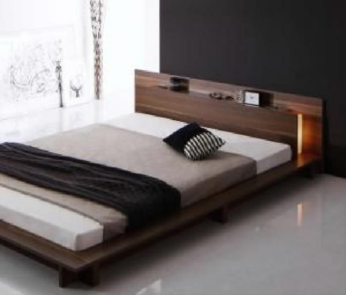 シングルベッド棚付マットレス付きアイボリー
