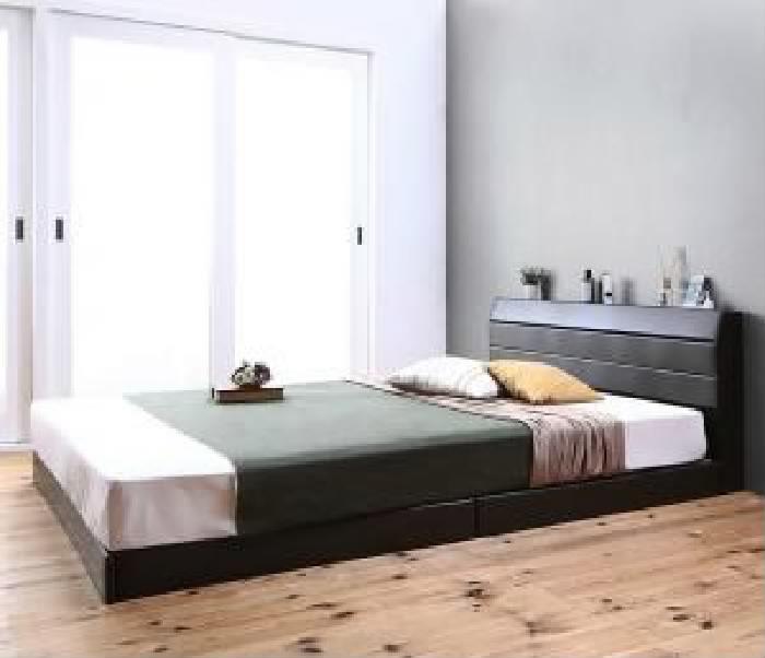 親子で寝られる棚・コンセント付きレザー連結ベッド ボンネルコイルマットレス付き (対応寝具幅 シングル)(対応寝具奥行 レギュラー丈)(フレームカラー ホワイト) シングルベッド 小さい 小型 軽量 省スペース 1人 ホワイト 白