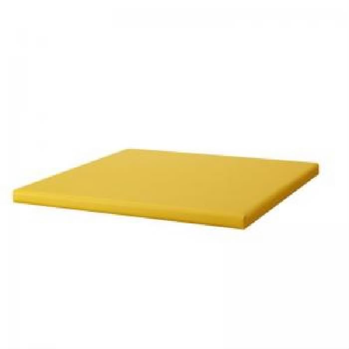 単品 法人様必見。子供に安全安心のコーナー型キッズプレイマット 用 フロアマット (マット部分サイズ 90×90)(ラグ・マットカラー オレンジ)