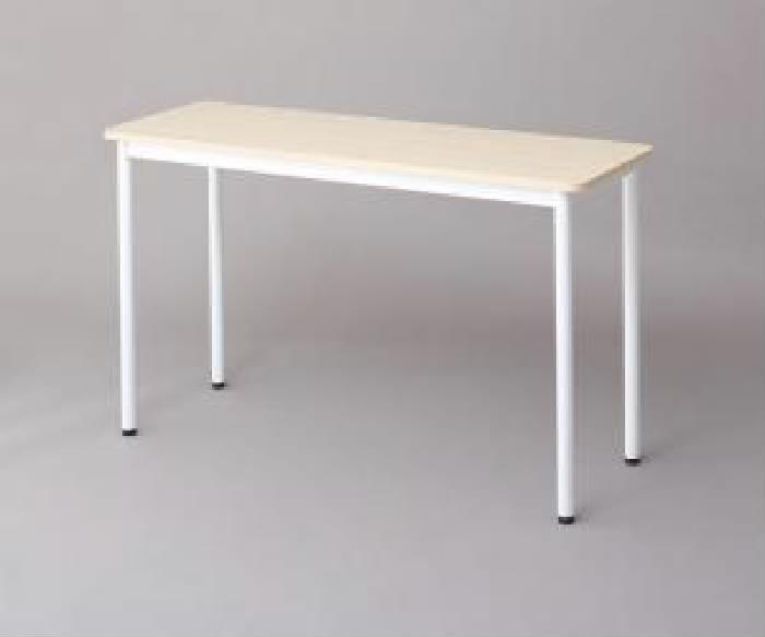 その他用オフィス 事務用 テーブル単品 多彩な組み合わせに対応できる 多目的オフィス ワークテーブル( 机幅 :W100)( 机色 : ナチュラル )( 奥行70cmタイプ )