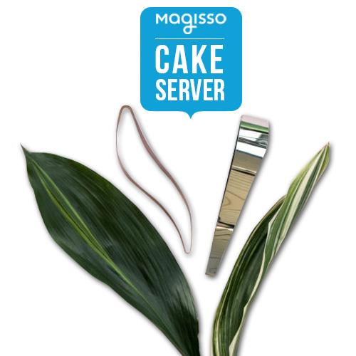 Deep Purple Magisso Magisso Cake Server Kitchen 70126