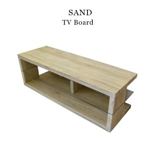 SAND テレビ台 SNTB-120 テレビ台 ローボード リビング テレビラック AVラック TV台