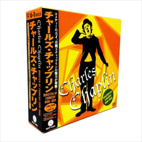 DVD IVCF-5450 チャールズ・チャップリン MASTER OF COMEDY MASTER DVD-BOX IVCF-5450【abt-1267998】【APIs】, インテリア雑貨の『にくらす』:3354c1cd --- officewill.xsrv.jp