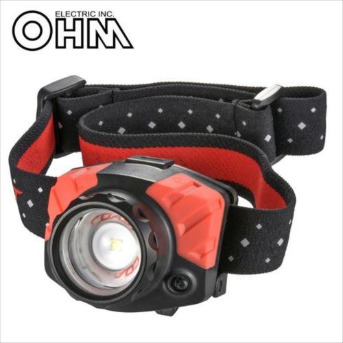 オーム電機 OHM LEDヘッドライト 2色光源 COAST FL85  【abt-1136324】【APIs】