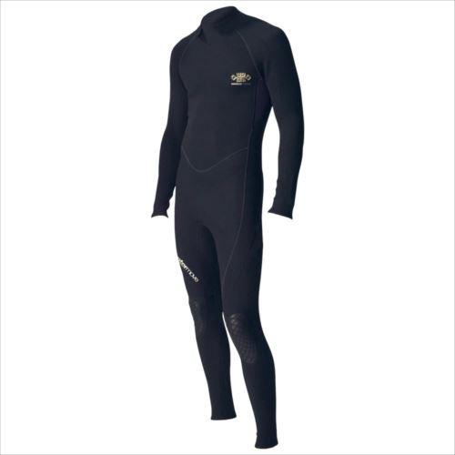 watermove ウォータームーブ スーパーライトスーツ メンズ ブラック XL WSL38118  【abt-1343523】【APIs】