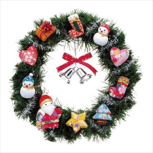 01-657 サンタの贈り物(リース付) セット  【abt-1377265】【APIs】