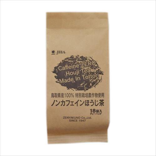 ノンカフェインほうじ茶(ティーバッグ) 3g×18袋 10個  【abt-1424936】【APIs】